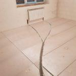 радиатор котел теплый частный дом