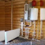 система отопления в теплый частный дом